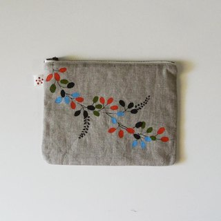 Pouch color hagi