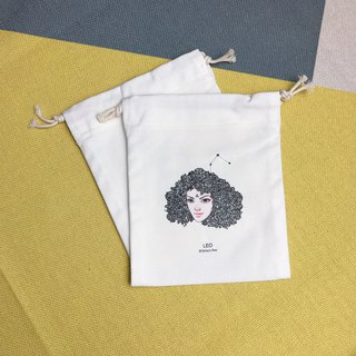 Drawstring Leo Storage/Gift/Place/Constellation