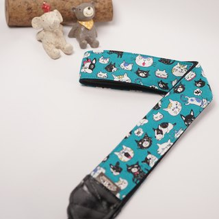 Cat and dog decompression strap camera strap Ukulele Camera Strap