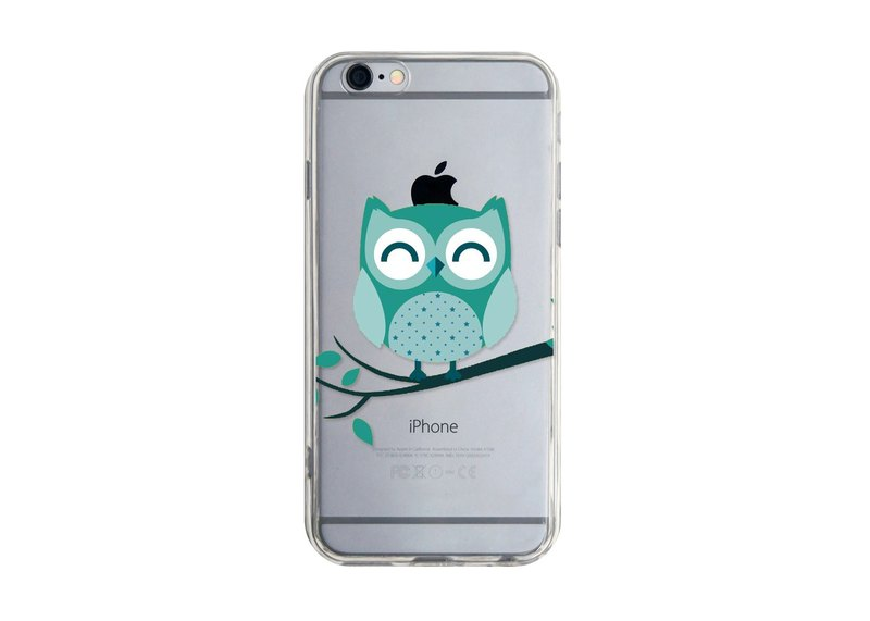 Cute Bird - iPhone X 8 7 6s Plus 5s Samsung note S9 Mobile Shell