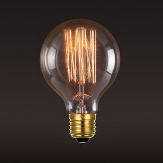 Good Form‧ Good Shape │ Vintage ‧ Tungsten Bulb ‧ Small Bubble (A) Bulb