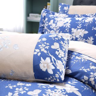Extra large size blue dream - Tencel dual-use bedding set of six [100% lyocell] emperor fold