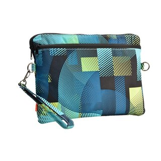 "SOLIS [ Circus Series ] 10.5"" Tablet Sleeve Case(playful blue)"