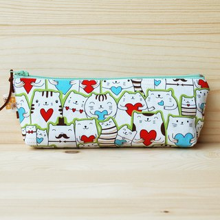 Love Cat Pencil Bag