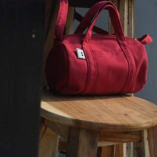DUFFLE SIZE S - MAROON