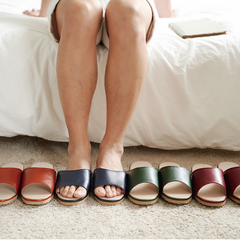 【台灣製造】洋森生活 | 室內機能拖鞋