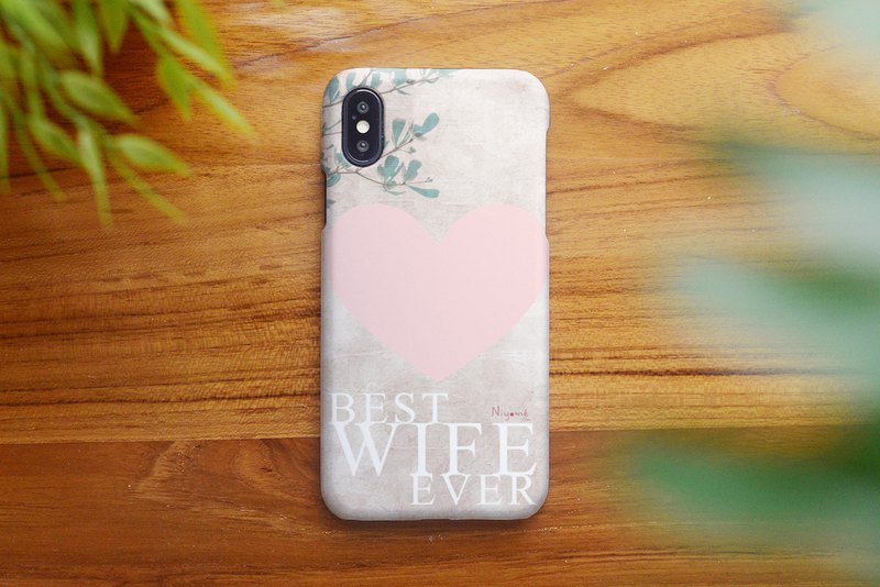 51-4 best wife ever iphone case for iphone 6,7,8, plus iphone xs, iphone xs max