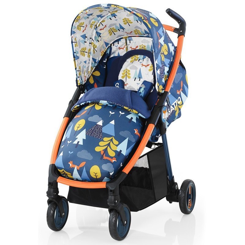 British Cosatto Fly stroller – Foxtale