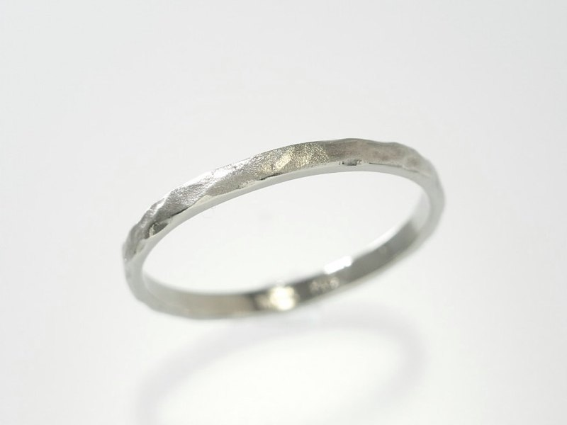 Japan Quality | inGod Stacking Ring Iwa 14K WG
