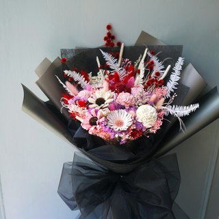 Made in Eden - Large dry stand bouquet (limited to Tainan) Mother's Day/Valentine's day