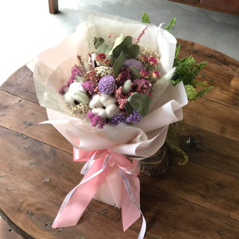 璎 Luo manor*wedding small things*non-withered flowers. Eternal flowers / Star of the Star bouquet / G95 / Valentine's Day bouquet / small flowers immortality bouquet / gift bouquet / dried flowers / Valentine's Day gift / bouquet