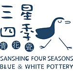 Sanshing Four Seasons Blue and white