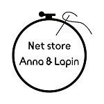 Net store Anna & Lapin