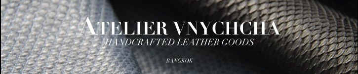 From Thailand - ATELIER VNYCHCHA
