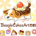 From Taiwan - BeagleCakesArt