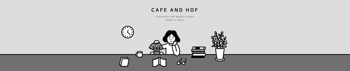 From South Korea - CAFE AND HOF