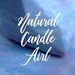 From Hong Kong - Natural Candle Airl