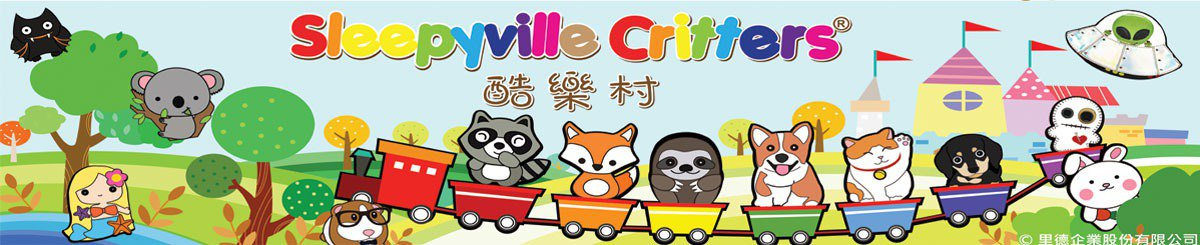 From Taiwan - Sleepyville Critters