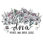 dora. prints and paper goods