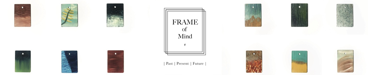 設計師品牌 - Frame of Mind x