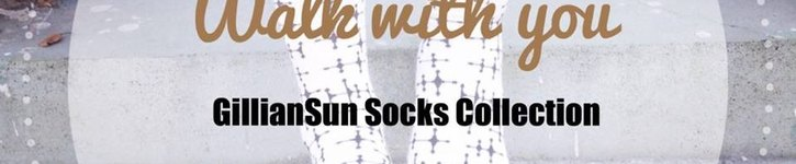 台灣設計師品牌 - GillianSun-Socks Collection