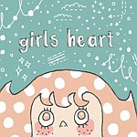 girls heart 少女心