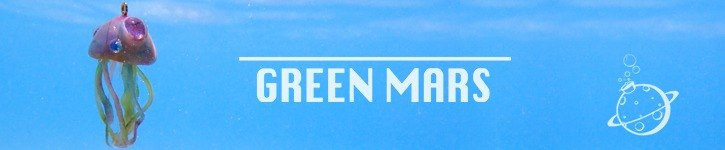 From mainland China - greenmars