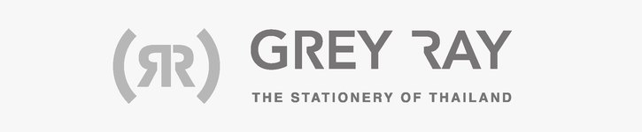 From Thailand - GREY RAY STATIONERY (The Stationery of Thailand)