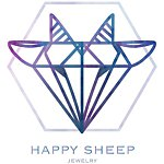 From Taiwan - happy sheep jewelry