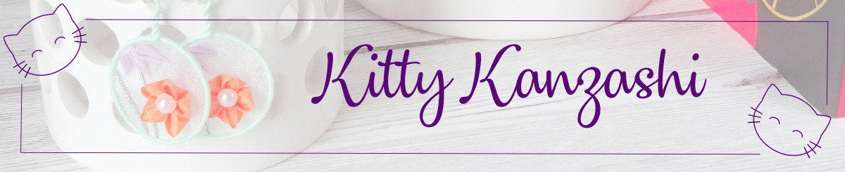 Designer Brands - Kitty Kanzashi