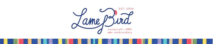 From Hong Kong - LameBird Handcraft