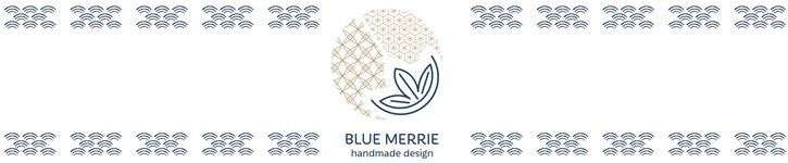 From Thailand - Blue Merrie