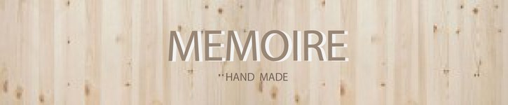 From Thailand - Memoire handmade