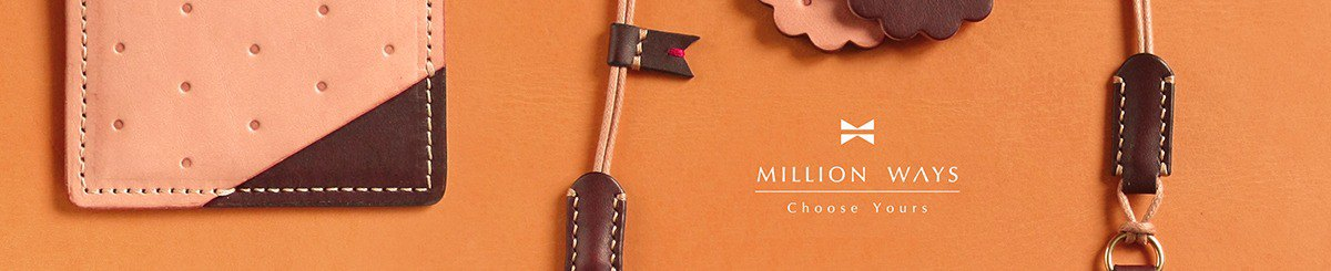 From Taiwan - millionwaysleather