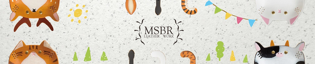 From Taiwan - MSBR Leather Work