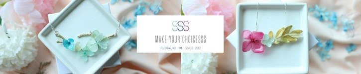 香港設計師品牌 - Make Your Choicesss Floral Lab
