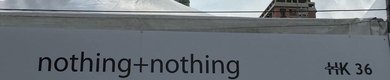 nothingaddnothing