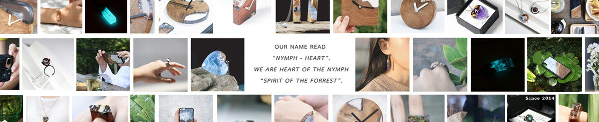 Designer Brands - Nympheart