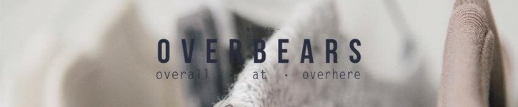 From Thailand - overbears