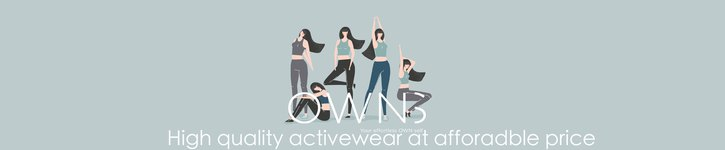 From Thailand - Owns activewear