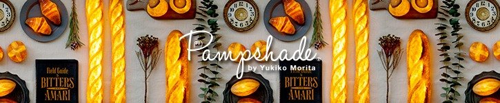 日本設計師品牌 - Pampshade ~Real bread lamp~