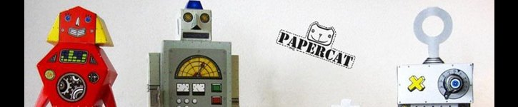 From Taiwan - papercat