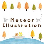 From Taiwan - Meteor Studio Illustration x Design