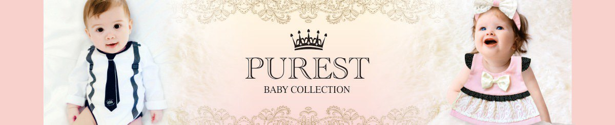 台湾 デザイナー - PUREST baby collection