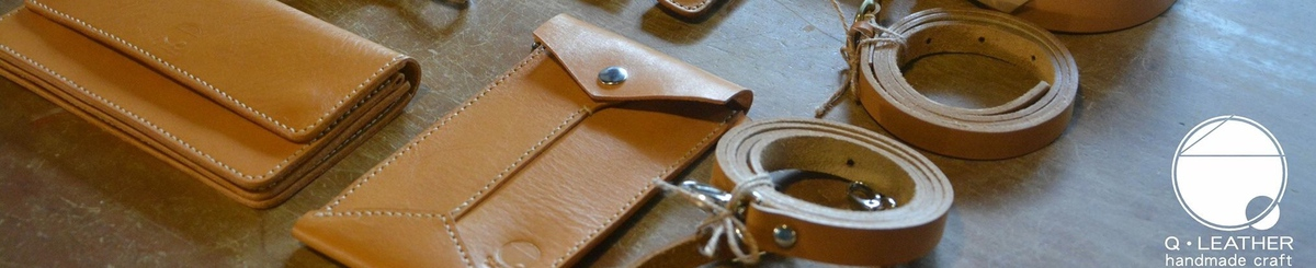 設計師品牌 - Q.Leather handmade