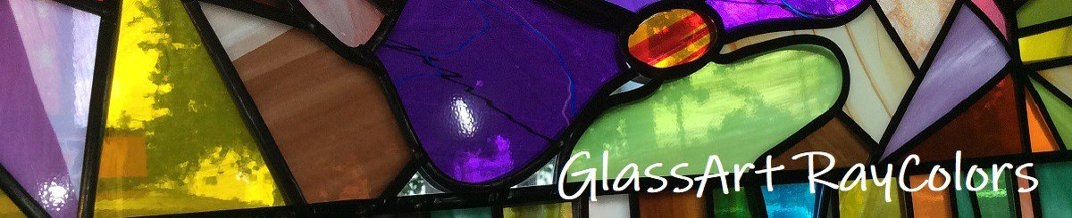 Designer Brands - Glass Art Studio RayColors