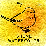 shinewatercolor