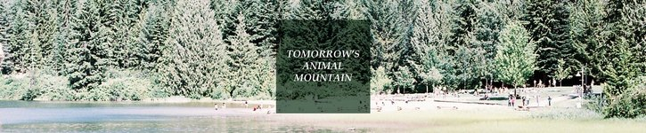 台灣設計師品牌 - tomorrow's animal mountain