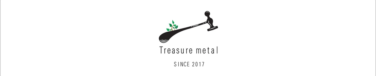 From Taiwan - treasure-metal