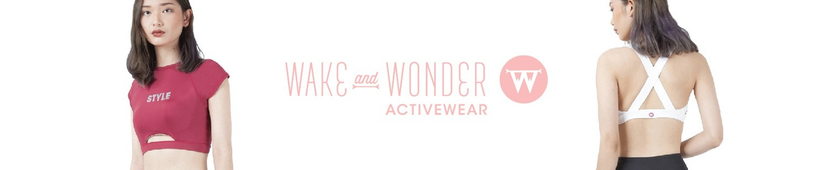 タイ デザイナー - Wake and Wonder Activewear
